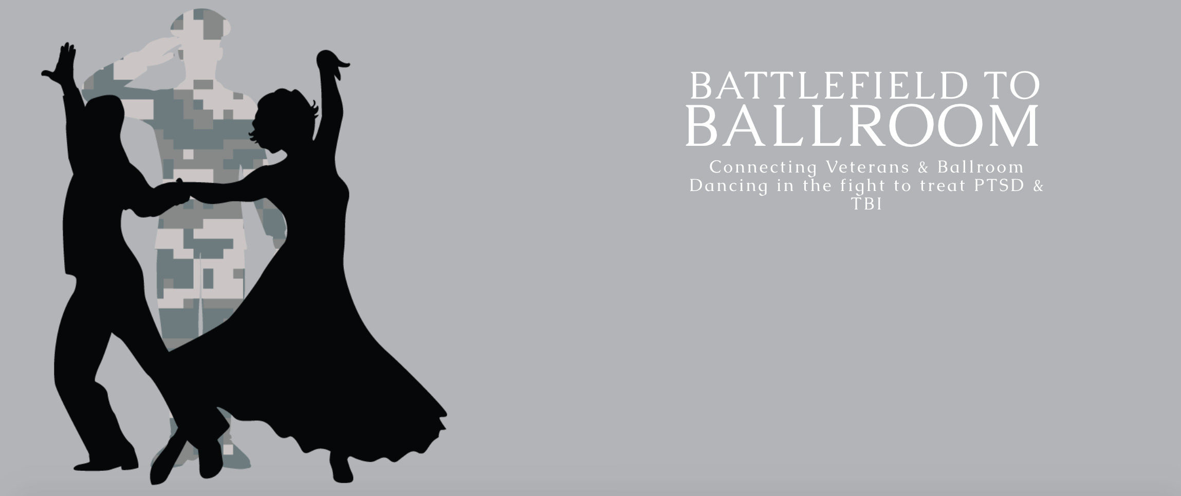 Battlefield to ballroom